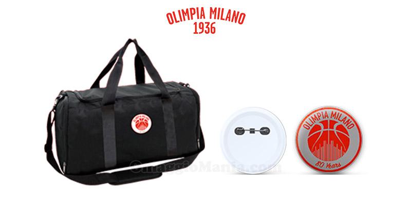 concorso Olimpia Milano