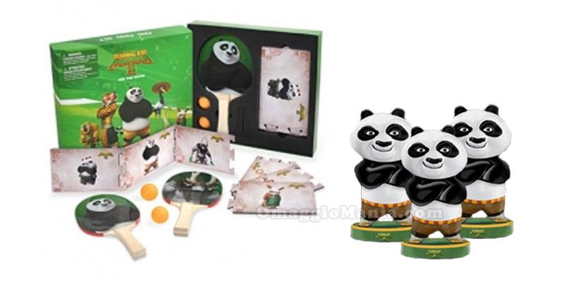 concorso TIM Kung fu Panda 3