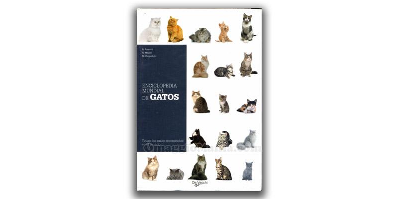 enciclopedia mondiale dei gatti