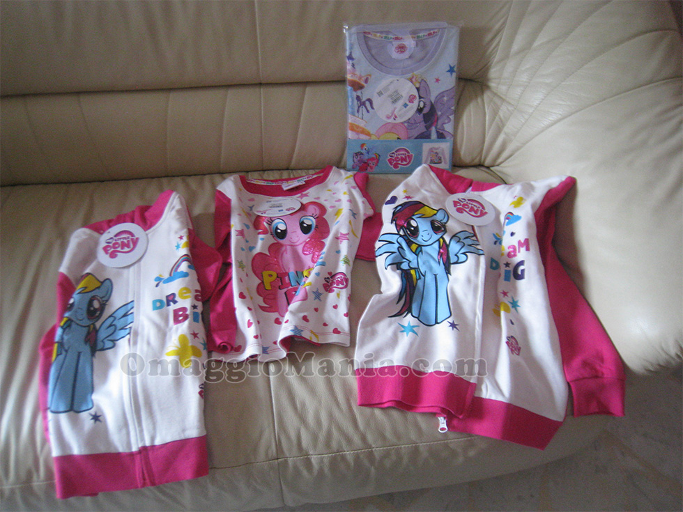 felpe e magliette My Little Pony di Mery
