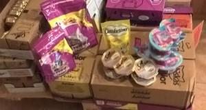 fornitura annuale di prodotti Whiskas