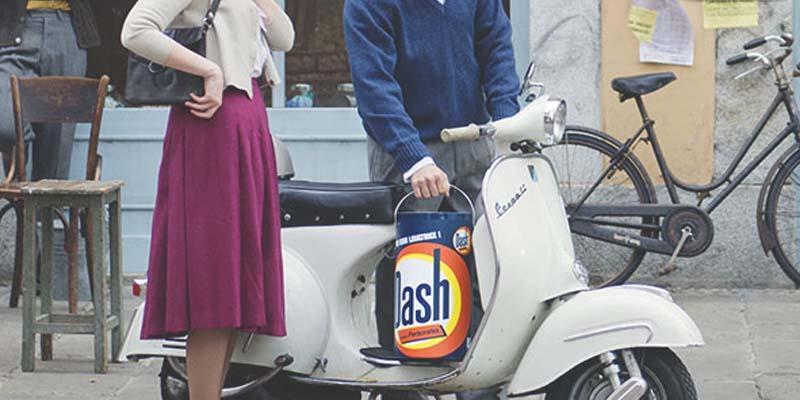 fustino Dash anni 60