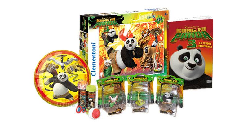 gadget Kung Fu Panda 3