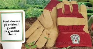 guanti da giardino Heinz Tomato Ketchup