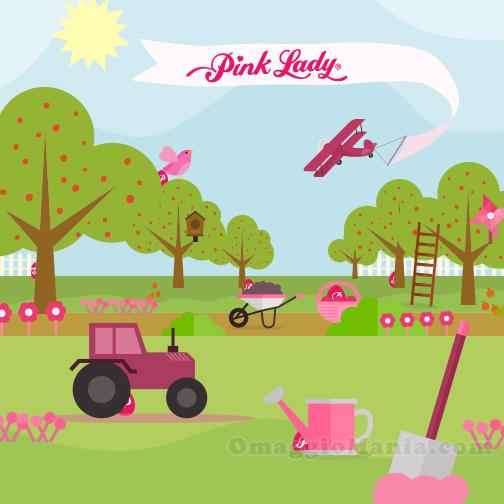 immagine Pink Lady Alla ricerca delle uova
