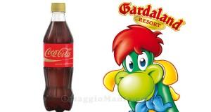 ingresso Gardaland omaggio con Coca Cola