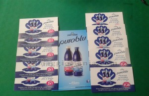 kit Parmalat Puro Blu di Silvia