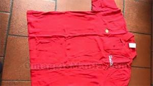 maglietta Shell di Claudia