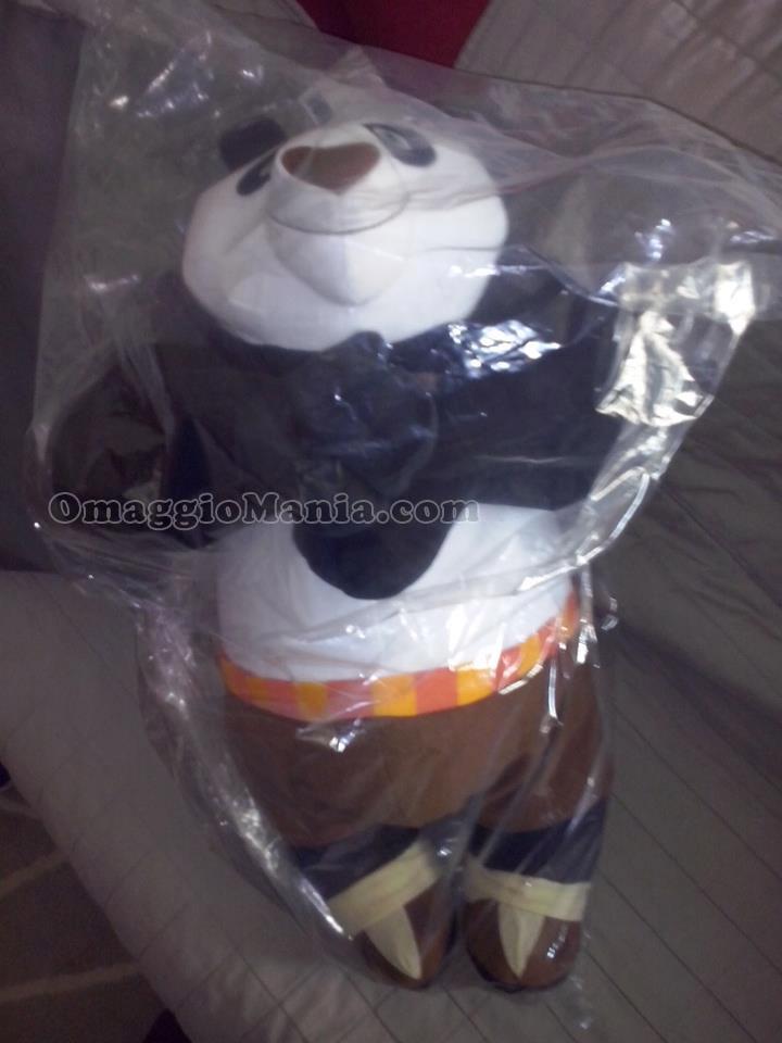 maxipeluche Po di Kung Fu Panda di Mariella