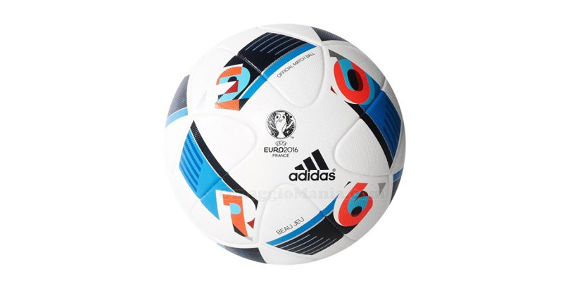 pallone adidas Top Replique UEFA Euro 2016