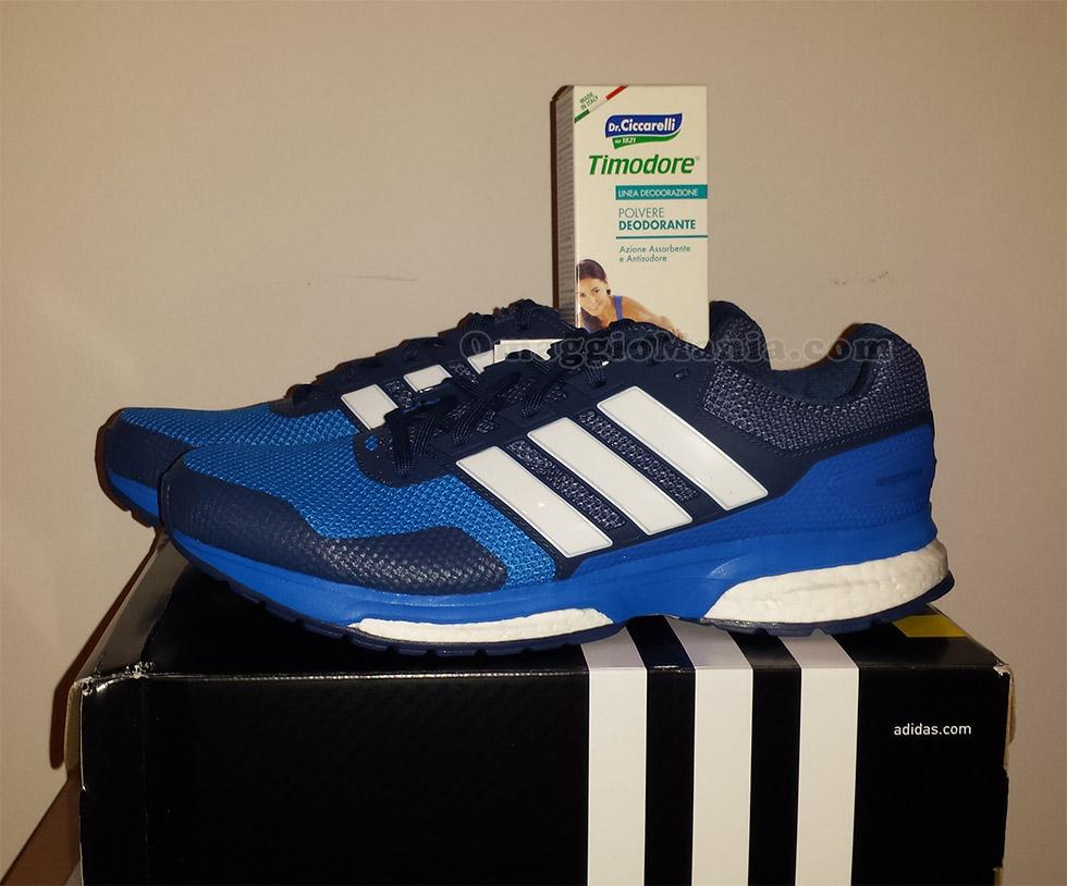 scarpe Adidas vinte con Timodore da Simona