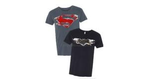 t-shirt Batman VS Superman