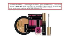 tester Astra Make-Up con myBeauty