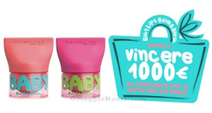 vinci 1.000€ per la tua borsa con Baby Lips