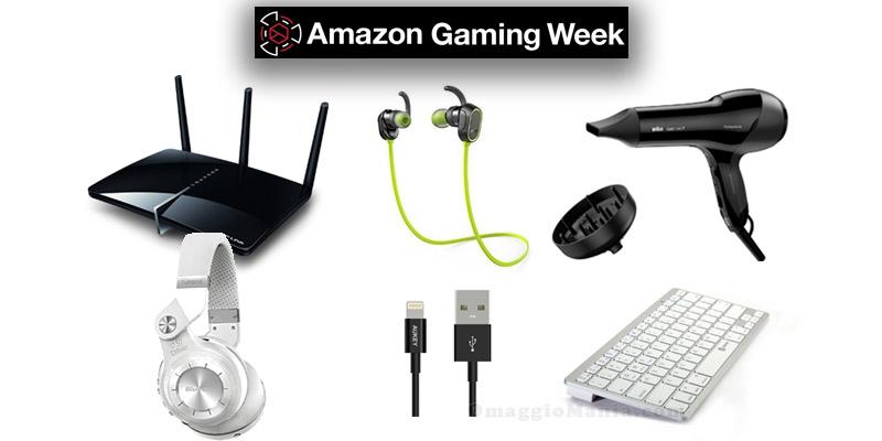 Amazon Gaming Week 2016