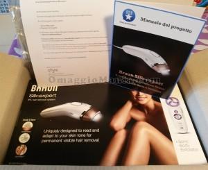 Braun Silk-Expert di Manuelita