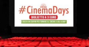 Cinema Days 2016 UCI Cinemas