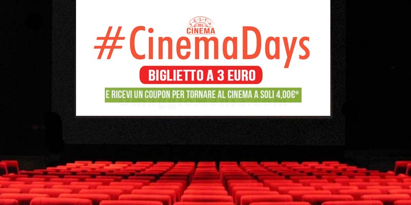 Cinema Days 2016 UCI Cinemas