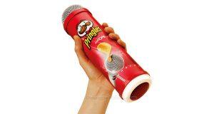 Karaoke Kit Pringles
