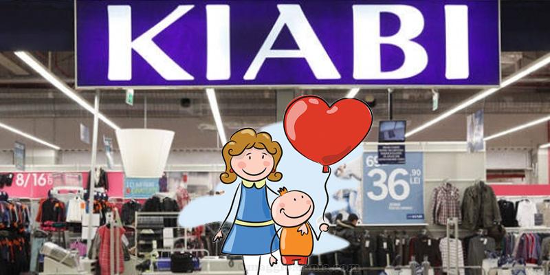 Kiabi Give me 5 for Charity