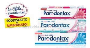 Parodontax Soddisfatti o rimborsati