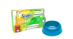 Swiffer Limited Edition kit e ciotola
