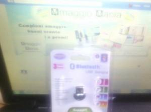 adattatore bluetooth USB di Francy