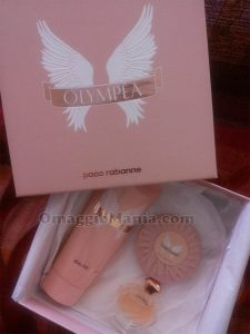 beauty box Olympea di Caterina