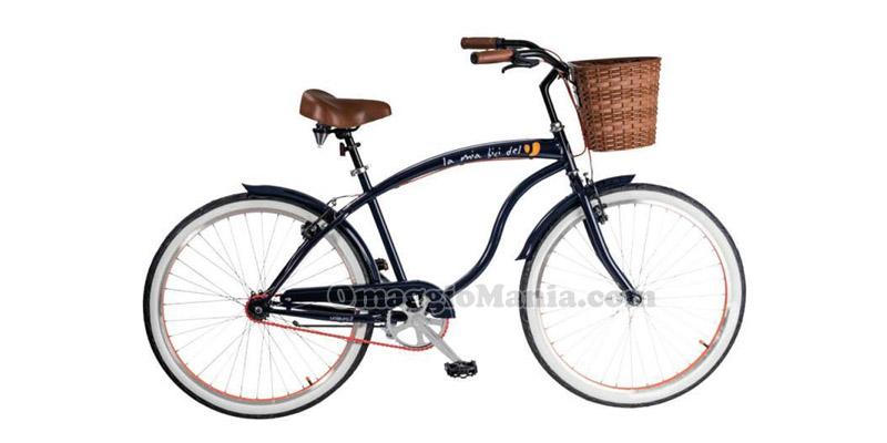 bicicletta BeCruiser Unieuro