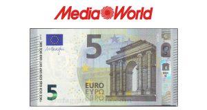 buono MediaWorld 5 euro gratis