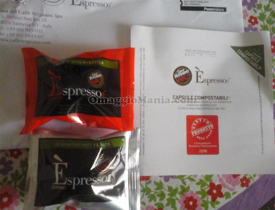 campioni omaggio Espresso Caffè Verganno di Loridy75