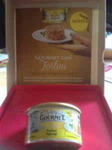 cofanetto Gourmet Gold Tortini di Asmodeus