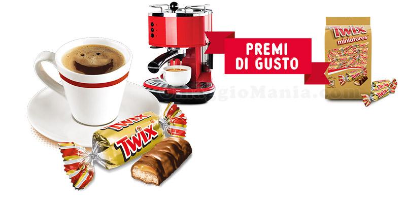 concorso Twix & Caffè