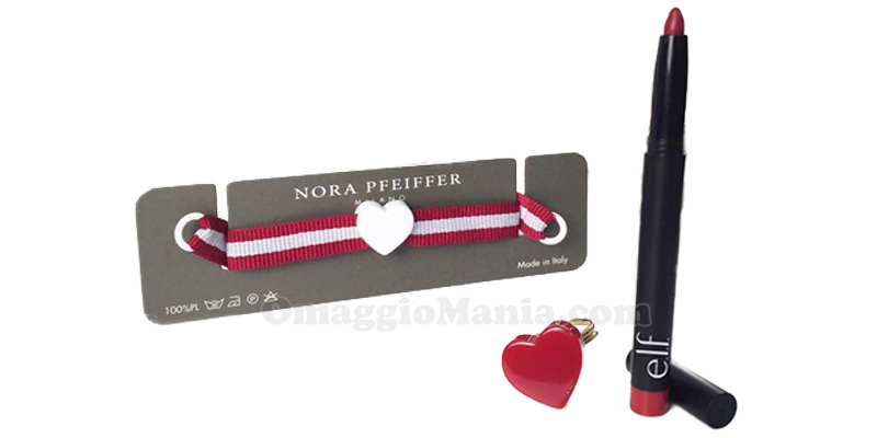 contest ELF Cosmetics e Nora Pfeiffer