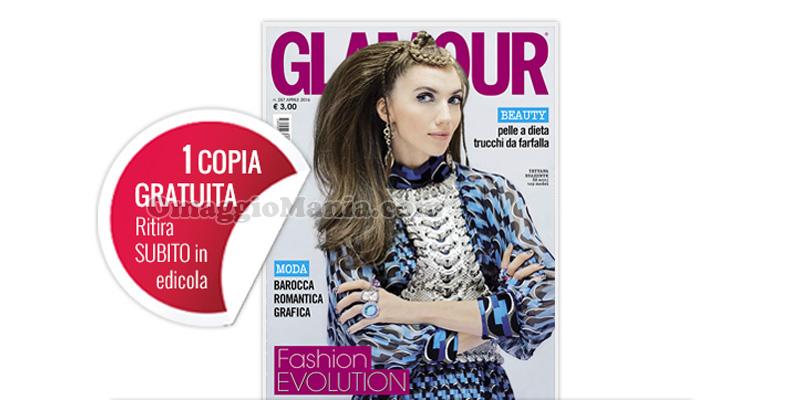 copia gratuita rivista Glamour n.287