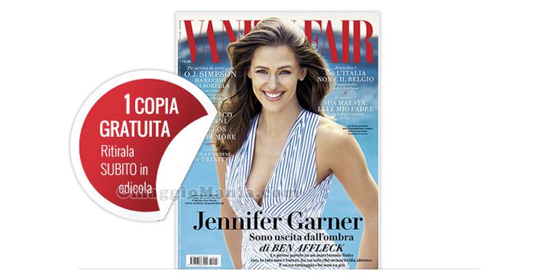 coupon Inizia con Vanity Fair n.13