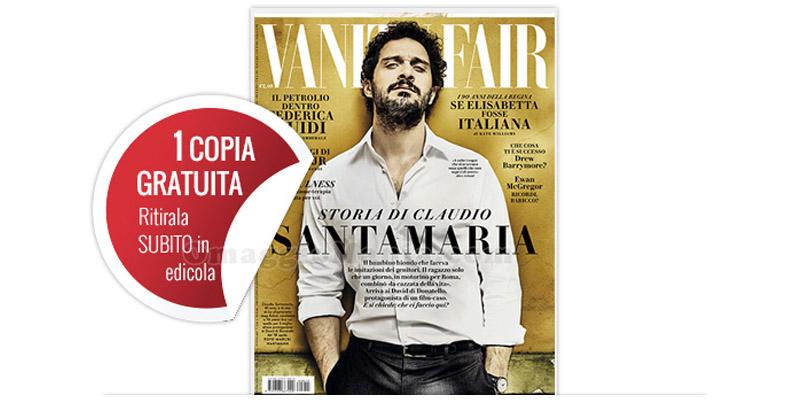 coupon copia gratuita Vanity Fair 15