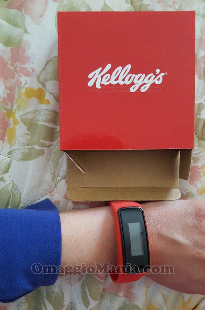 fitband Kellogg's di Simona