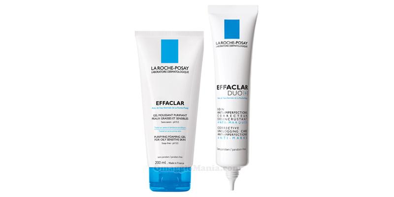 kit La Roche-Posay Effaclar anti-imperfezioni