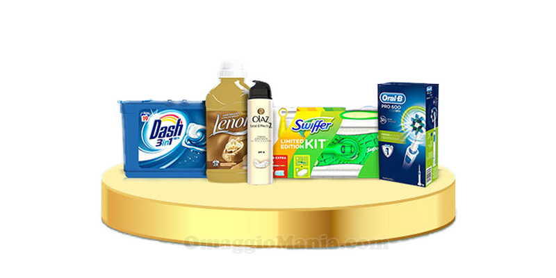 kit di prodotti P&G
