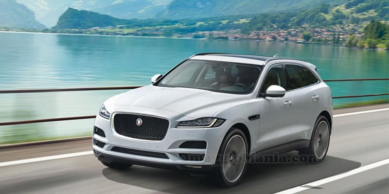 nuova Jaguar F-Pace