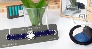 ombretti ELF Cosmetics e braccialetto Nora Pfeiffer