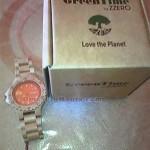 orologio GreenTime by Zzero vinto da Renzo