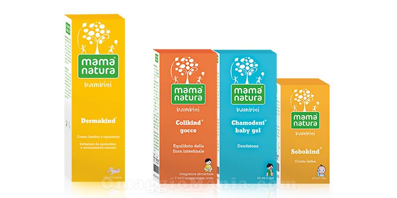 prodotti Mama Natura