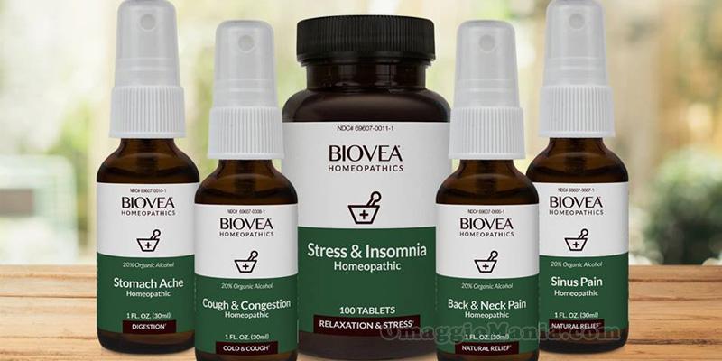 prodotti omeopatici Biovea