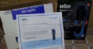 regola barba Braun BT5070 di Nino
