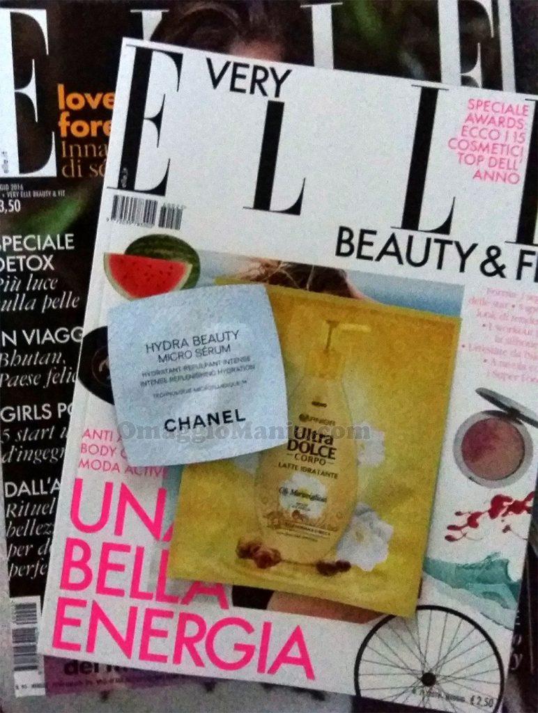 rivista Elle maggio 2016 di Elena