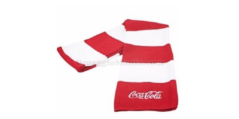 sciarpa Coca Cola