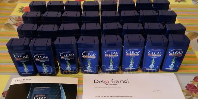 shampoo Clear di Marina