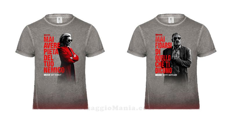 t-shirt codice 999